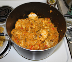 Arroz con Pollo Recipe